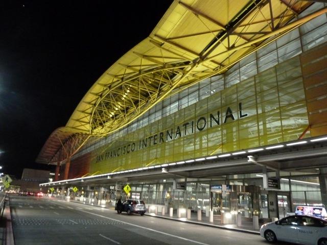 San Francisco International.