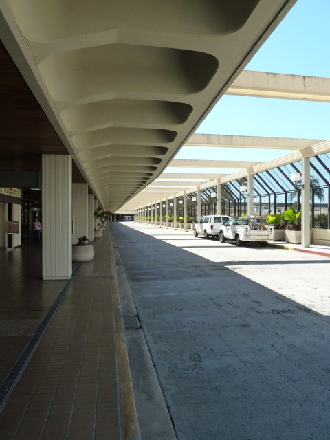 Transit area.