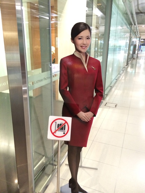 Cathay Pacific Hot Flight Attendant | www.pixshark.com ...