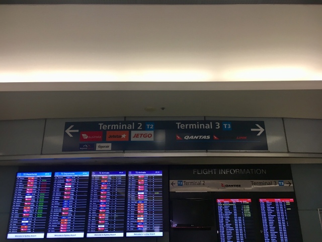 Virgin Australia, Economy Class – Boeing B 737-800: Sydney to
