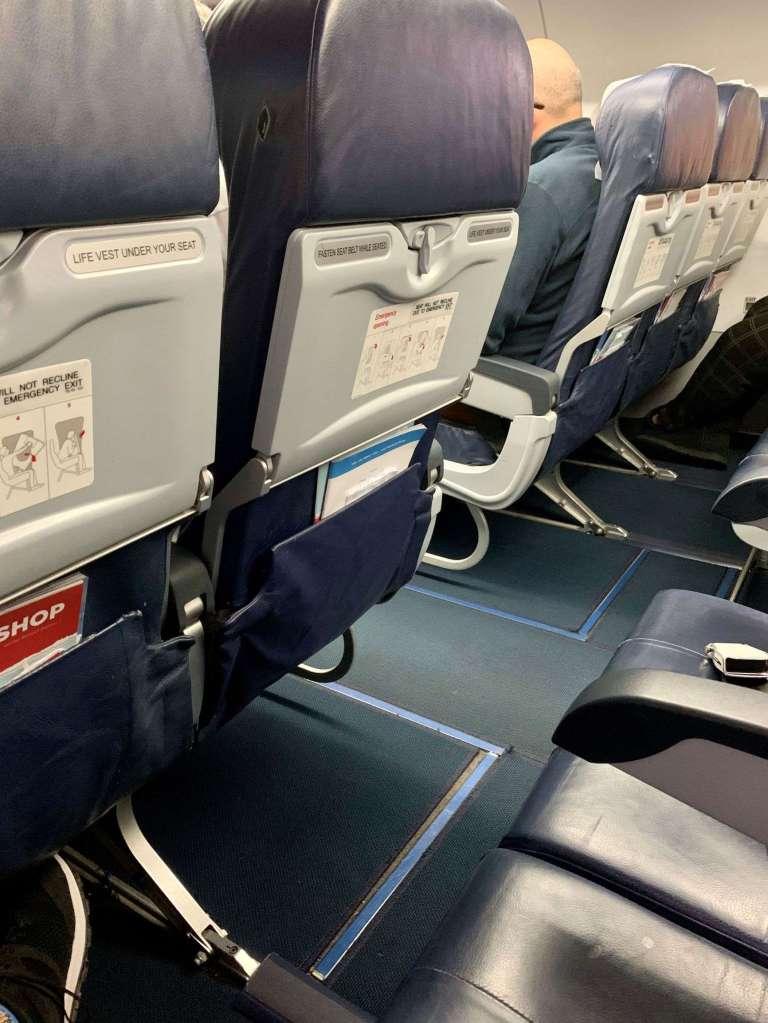 Sitze sunexpress reihe 18 xl Sunexpress (XQ/XG)